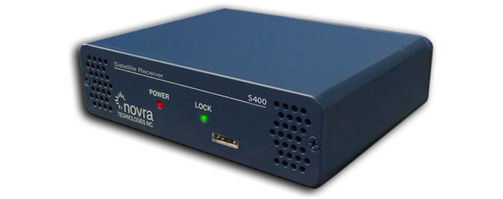 S400 Receiver